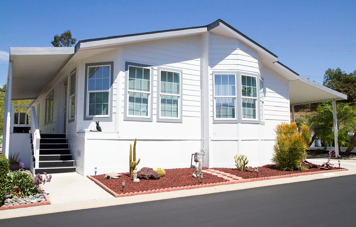California Mobile Home Financing Information